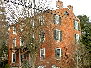 East Marlborough Township, Chester County, Pennsylvania - Unionville Historic District