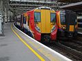 Units (45)8021 and 450029 at Waterloo.JPG