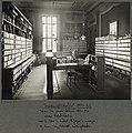 Universitetsbiblioteket 1850-1913 del av den gamle læsesal 1850-1892, senere Katalogsalen (9572783831).jpg
