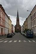 Uranienborg kirke fondmotiv id 85728.jpg