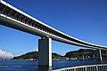 Ushibuka Hire Bridge, Kaisaikan1.jpg