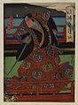 Utagawa Yoshitaki - Jitsukawa Gakujuro II as a Samurai - Walters 9579.jpg