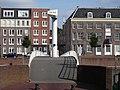 V.O.C.-brug - Delfshaven - Rotterdam - View of the bridge from the west towards the V.O.C. building - closer.jpg