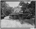 VIEW TO NORTH. - Lila Farm, House, E808 State Highway 54, Plover, Portage County, WI HABS WIS,49-PLOV.V,1A-1.tif