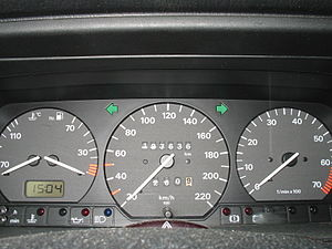 """A """"dashboard"""" is like a speedometer ..."""