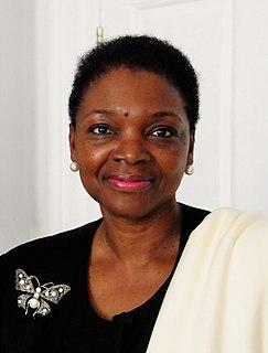 Valerie Amos, Baroness Amos British diplomat