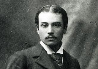 Valery Larbaud - Larbaud, c.1900