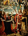 Van Aelst — Pieter Coecke — Vision des Ezechiel — 1530-40.JPG