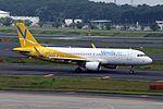 Vanilla Air Airbus A320-214-WL (JA08VA-6447) (20594307781).jpg