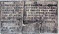 Vannozza Cattanei Grabplatte in San Marco.jpg