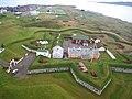 Vardøhus fortress in Vardø seen from air.jpg