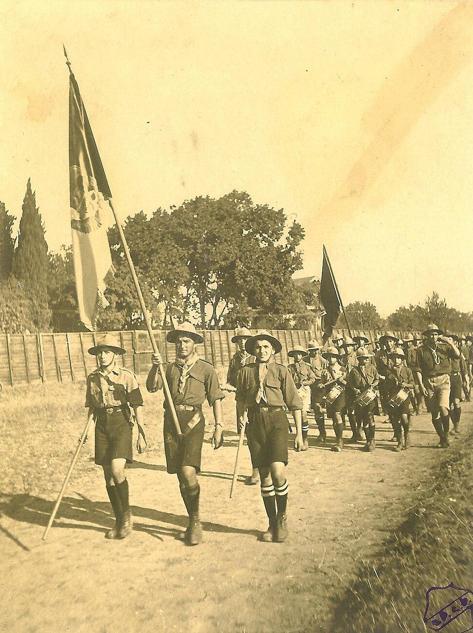 Vazken Andréassian HoMenEtMen-Sgaoudagan doghantsk Konstantinobolis 1918