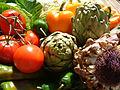 Veg, artichoke, tomato, DSCF1616.jpg