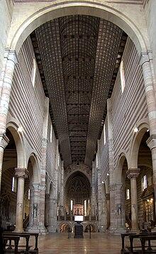 Vertical Brickwork
