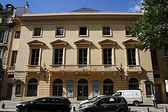 Théâtre Montansier - The Théâtre Montansier
