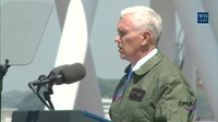 File:Vice President Pence Makes Remarks to US Service Members Abroad the USS Ronald Reagan.webm