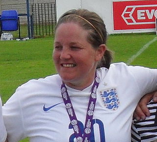 Vicky Exley English footballer