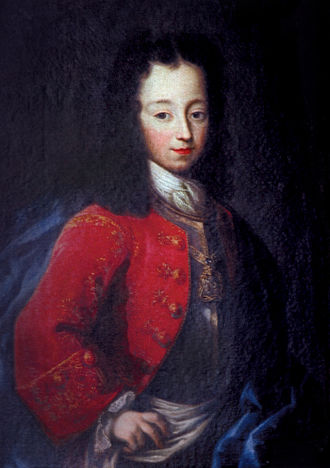 Prince of Piedmont - Image: Victor Amadeus, Prince of Piedmont by an unknown artist