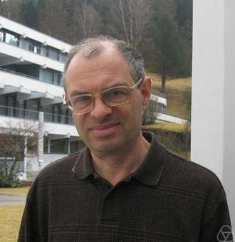 Victor Ginzburg - 2012 in Oberwolfach