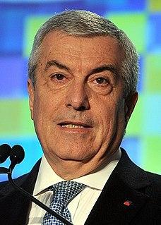 Călin Popescu-Tăriceanu Romanian politician