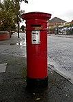 Victorian post box, King Street, Garston.jpg
