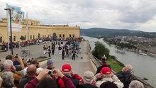 File: Video cannon shots Preussentag fortress Ehrenbreitstein Koblenz 2011.webm