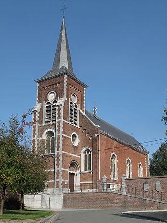 Faimes - Image: Viemme, kerk foto 4 2011 09 25 15.22