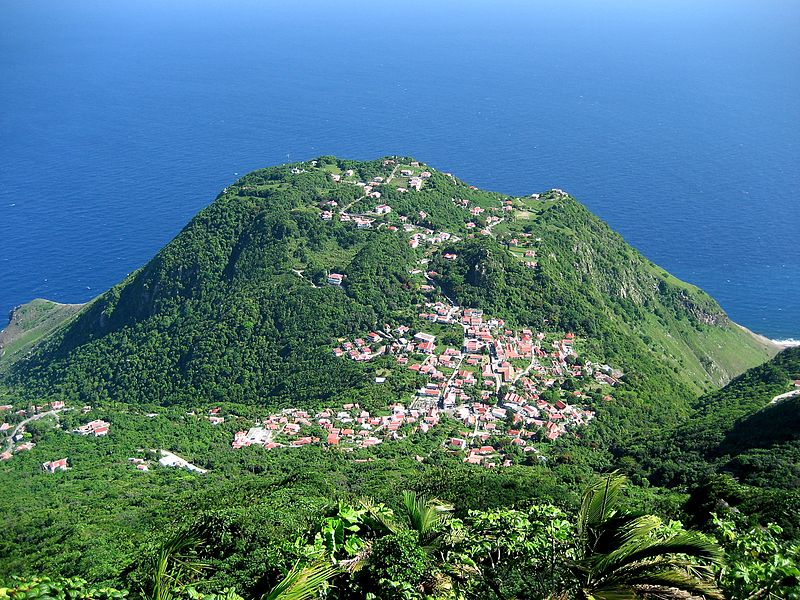 File:View from Mt Scenery, Saba.jpg