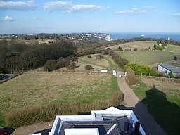 View from South Foreland Lighthouse (geograph 2860268)
