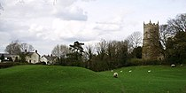 View of East Farndon Church and Village from the Clipston Road - geograph.org.uk - 1257214.jpg