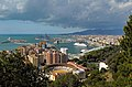 View of Malaga from Castillo Gibralfaro. Spain.jpg
