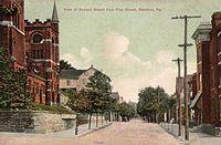 View of Second Street from Pine Street, Steelton, PA.jpg