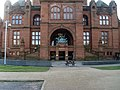View of main entrance to Kelvingrove Art Gallery - geograph.org.uk - 681907.jpg
