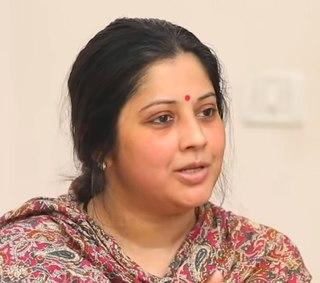 Vijayalakshmi (Kannada actress) Indian actress in Kannada films and Tamil films