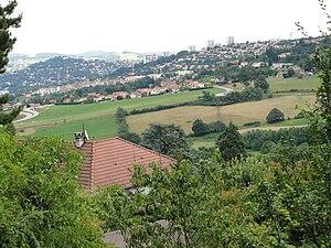 Villars, Loire - A general view of Villars