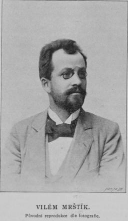 Vilem Mrstik 1897