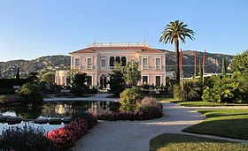 Image illustrative de l'article Villa Ephrussi de Rothschild