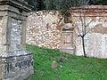 Villa di lappeggi, rampa scalinata sx 05.JPG