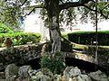 Villa la magia, parco 03 statua.JPG