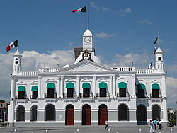 30ebe1aaf63 Palacio de Gobierno de Tabasco Construido de 1884 a 1894.