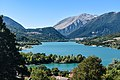 Villetta Barrea, lago.jpg
