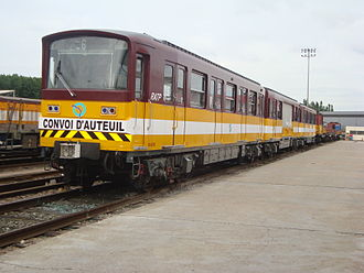MF 67 - The MF 67 service train