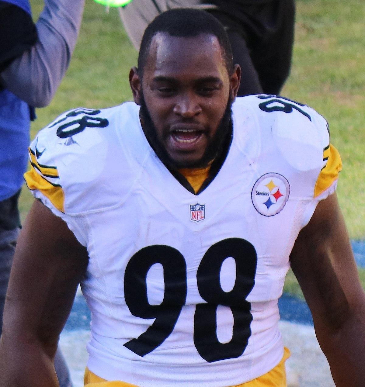 Nicholas Williams Steelers