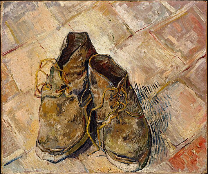 File:Vincent van Gogh - Shoes.jpg