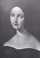 Donizettis Frau Virginia Vasselli (Quelle: Wikimedia)