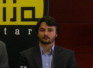 Serbian presidential election, 2012 - Image: Vladan Glišić