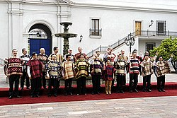 Vladimir Putin at APEC Summit in Chile 20-21 November 2004-3.jpg