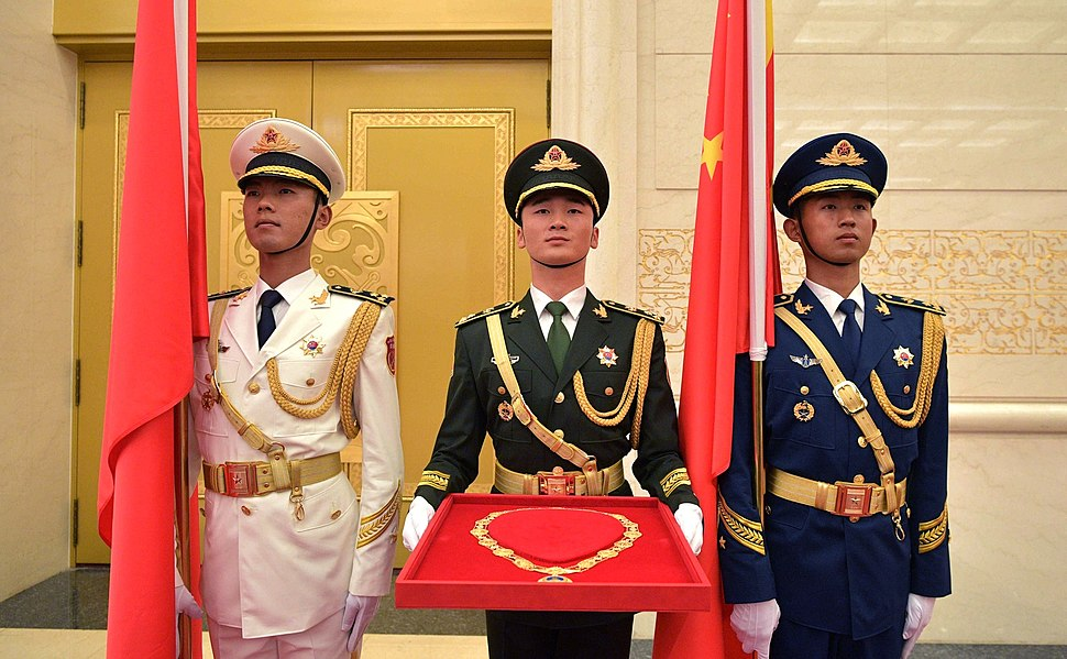 Vladimir Putin awarded the Chinese Order of Friendship 07