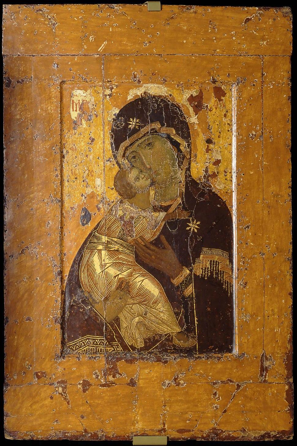 Vladimirskaja ikona Božiej Materi
