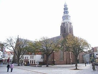 Vlissingen - St. Jacobskerk